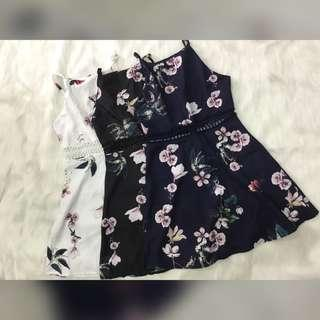 🆕 READY STOCK FLORAL DRESS #under90