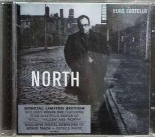arthcd ELVIS COSTELLO North Special Edition CD + DVD
