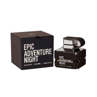Parfum Original Emper Epic Adventure Night