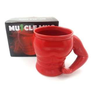 MUSCLE MUG!  Brand New with box