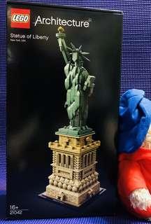 Lego 21042 Architecture - Statue of Liberty
