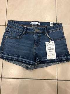 Zara Short Jeans