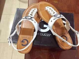 Guess sandals, slip on 💯 authentic