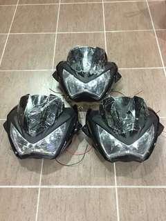 Headlamp z250 indon