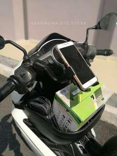 GPS CLIP PHONE HOLDER