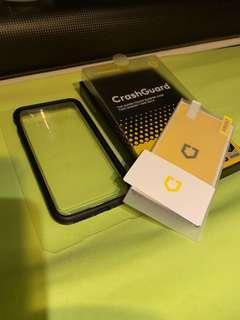 Rhinoshield CrashGuard Bumper for iPhone X