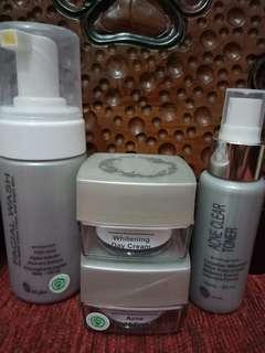 Ms glow acne clear series ORIGINAL