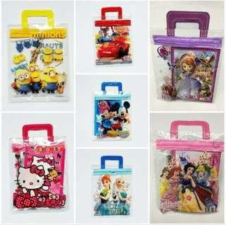 Instock stationery goodie bag children day