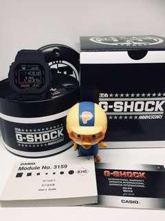 Rare Casio G-Shock 35th Anniversary Limited Edition Big Bang GW5000 Series Watch