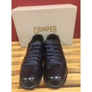 🚚 ⬇️⬇️降價🎯🎯西班牙品牌Camper 基本款Pelotas .深藍 (女生)
