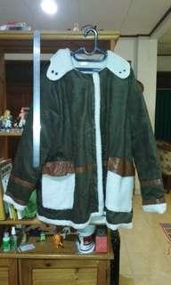 Jaket Bulu untuk Cuaca Dingin