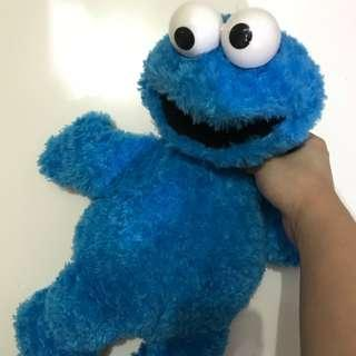 Boneka cookie monster