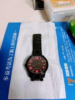 🚚 LICORNE藍寶石錶面手錶