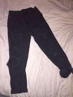 BDG distressed jeans