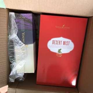 Young Living Premium Starter Kit Desert Mist PSK SEALED