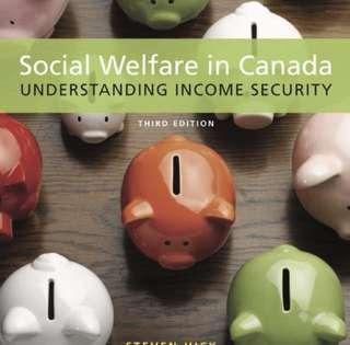 Social Welfare in Canada
