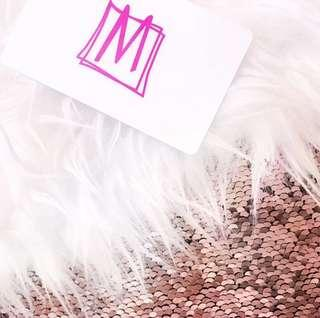 $66.67 - M Boutique Gift Card