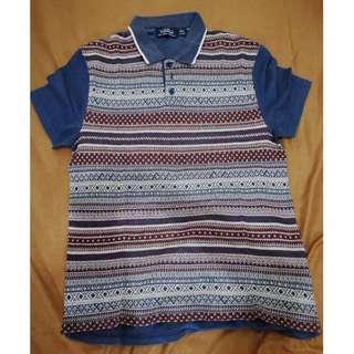 Collar T-Shirt Zara