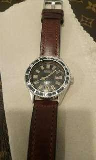 70's Citizen 62-6198 150m diver's watch