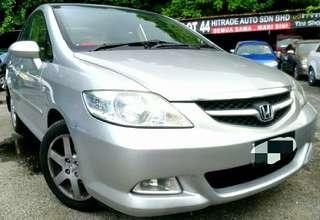 2008 Honda City 1.5 (A) LOAN KEDAI MUKA3K PASTI LULUS