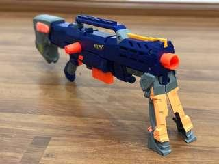 Nerf Longshot CS-6 (Original Midnight Blue) Blaster