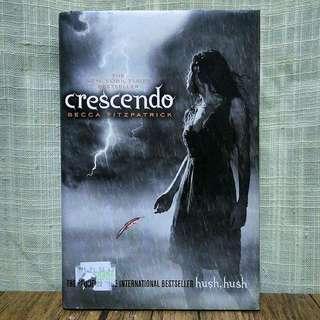 Crescendo by Becca Fitzpatrick (Hardbound)