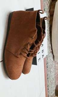 Forever21 Brown Boots