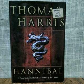 Hannibal by Thomas Harris (Hardbound)