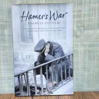 Hamer's War by Francis Cottam (Hardbound)