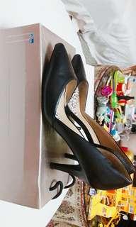 SM Parisian Black Heels