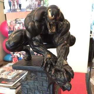 Limited Edition Venom Faux Bronze Statue