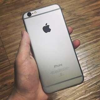 二手太空灰iphone6 4.7吋 64g
