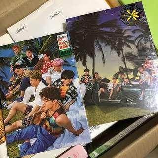 EXO The War - Kokobop Unsealed Album