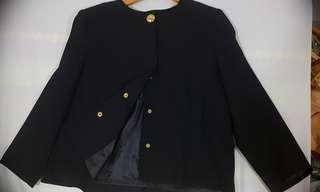 Black Zara Blazer (almost brand new)