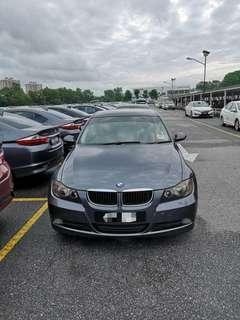 STATUS CASH , BMW 320D SE