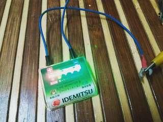 Idemitsu battery reader
