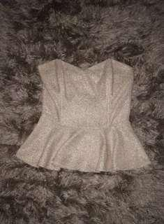 Lulus Sparkly Top