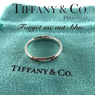 32af2b2d9 Tiffany & Co. Paloma Picasso Red Enamel Graffiti Kiss Sterling Silver Ring