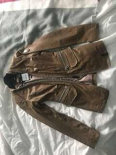 Rudsak vintage leather jacket