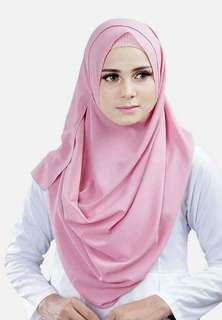❤Bella 2 Face❤ Shawl Hijab Tudung