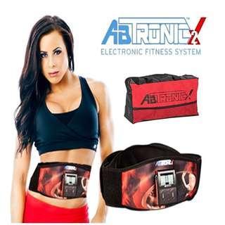 AB Tronic Channel Fitness Belt