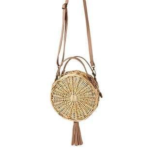 Handmade Rattan Bag #Jan50