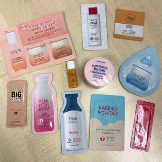 [Etude House] 13 pcs Skin Care