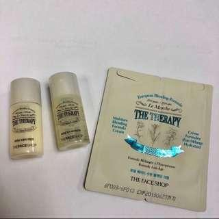 💯 [The Face Shop] Skin Care Travel Kit