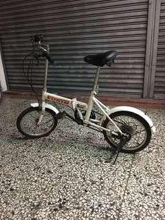 🚚 迷你小折自行車