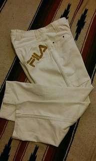 Fila denim pants 90's (AL)