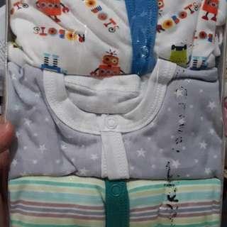 Libby Sleepsuit Premium (Boy) 3-6m