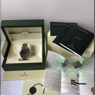 🚚 Rolex 16600 海使 全齊 2006