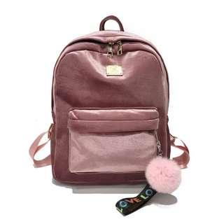 Velvet Cute Backpack #XMAS25