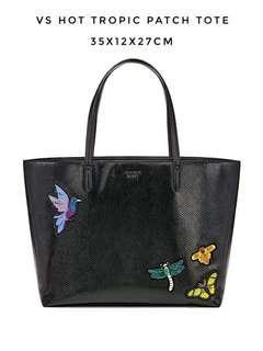 Original Victoria Secret Hot Tropic Tote Backpack Bag